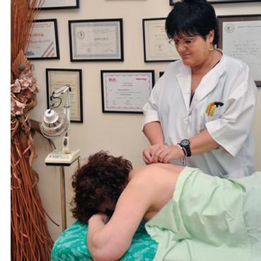 Práctica de la acupuntura