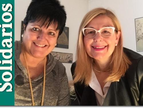 """Donde no llegas tú, llego yo · A on no arribes tu, arribo jo"": Acupuntura Legorburu entrevista a Maria Angels"