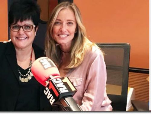 Entrevista en la radio RAC