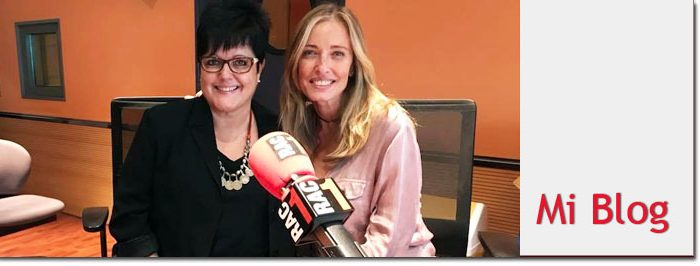 Entrevista en la radio Rac Dra. Margarita Legorburu
