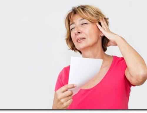Modo menopausia · Nuevo artículo en «Ella y el Abanico»