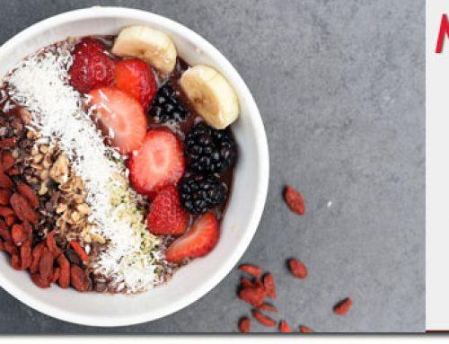 Mis 10 desayunos saludables favoritos