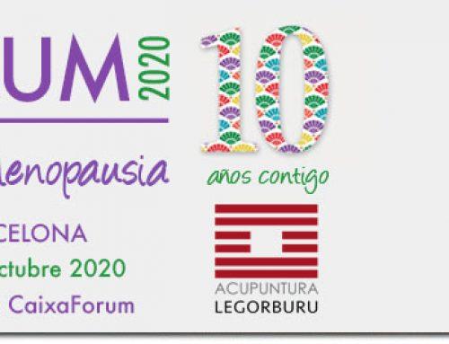 Te esperamos el 16 de octubre en el Forum Mujer y Menopausia