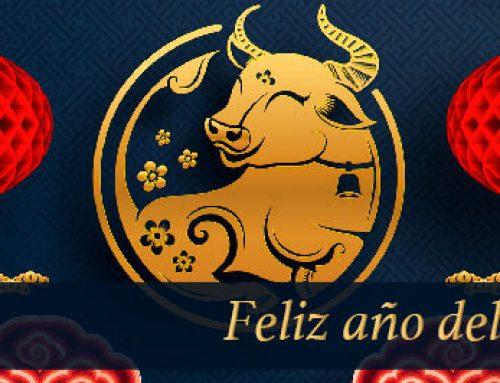 Feliz año del Buey